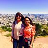 A day in the city: Jacia and Vanya at our Spring 2016 WC Retreat in San Francisco