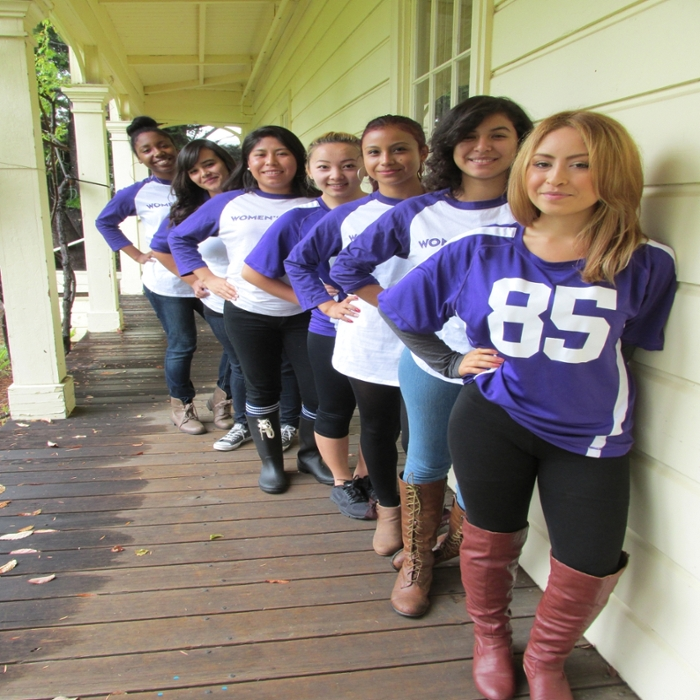 2014-2015 Women's Center Student Interns