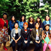 Radical Monarchs and Women's Center Student Staff