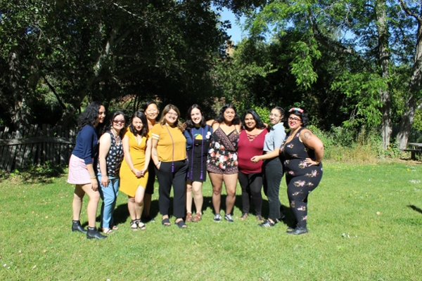 Women's Center Staff 2018